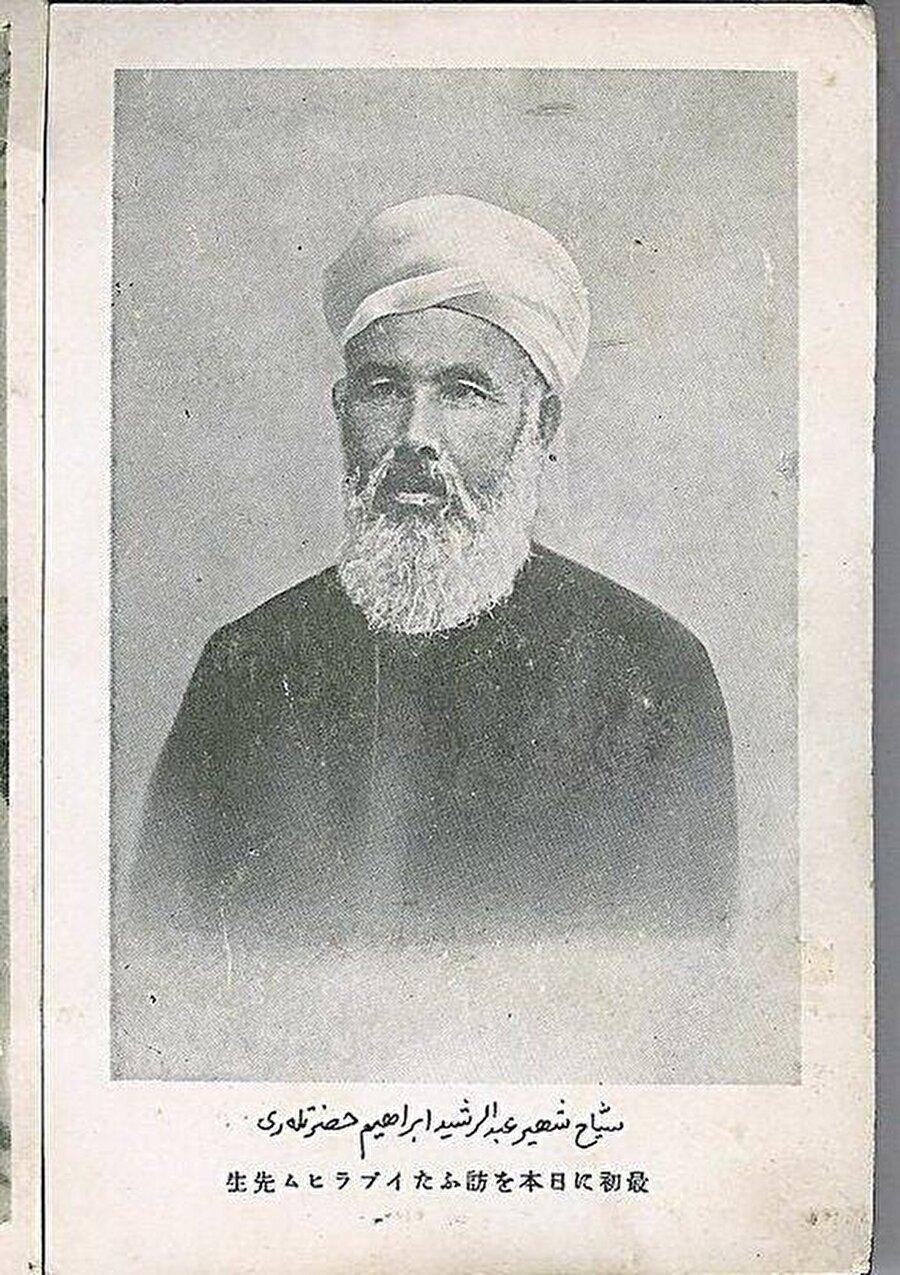 Abdürreşid İbrahim Efendi, henüz 14 yaşında yetim ve öksüz kaldı.