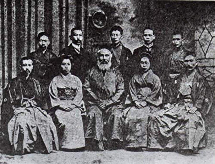 Abdürreşid İbrahim Efendi, 1934 yılında yeniden Japonya'ya gitti ve Tokyo'ya yerleşti.