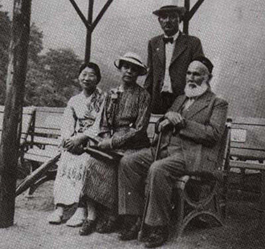 Abdürreşid İbrahim, 1900'lü yılların başında Japonya'ya ilk seyahatini düzenledi.
