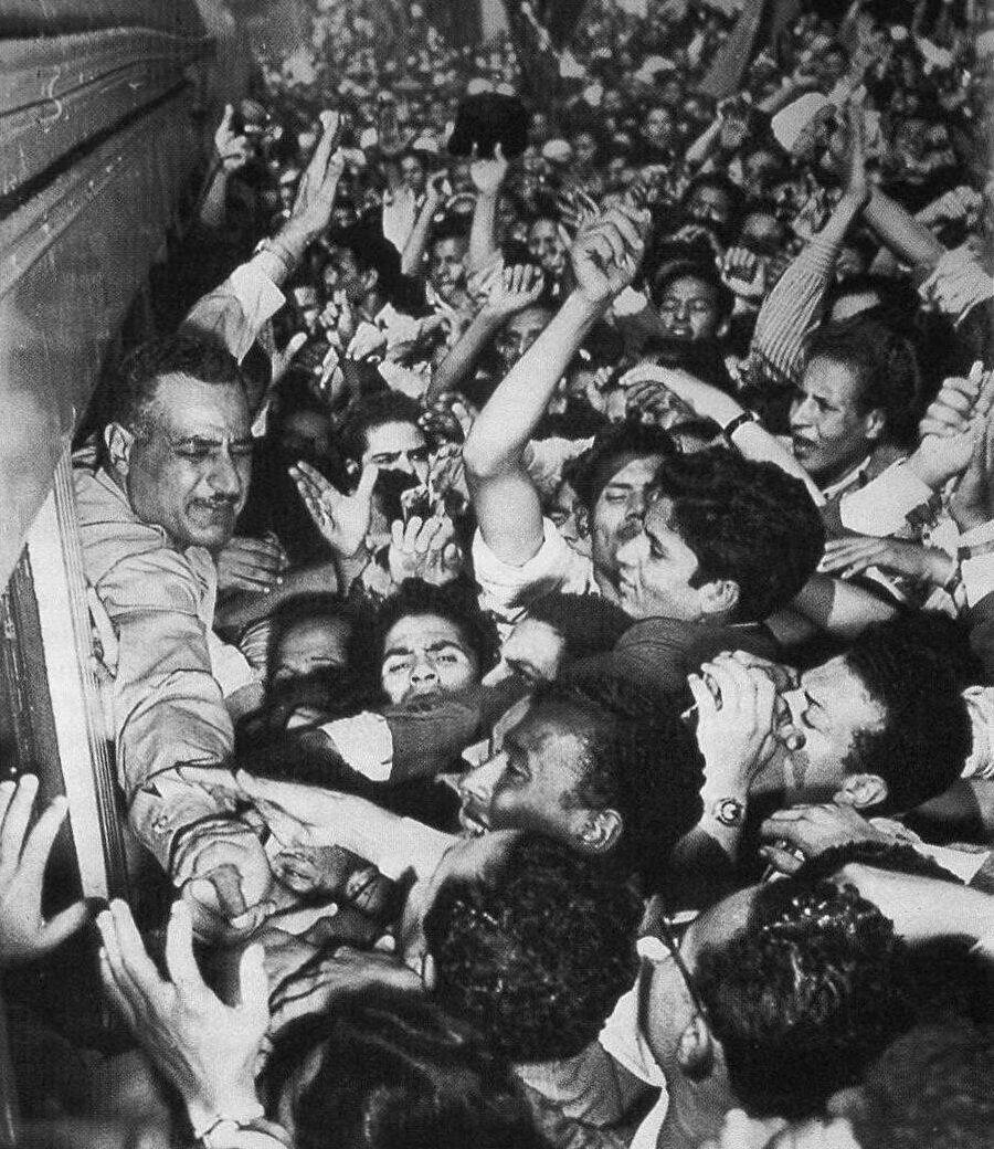 Cemal Abdünnasır, Arap Sosyalist Birliği'nin kurucusuydu.