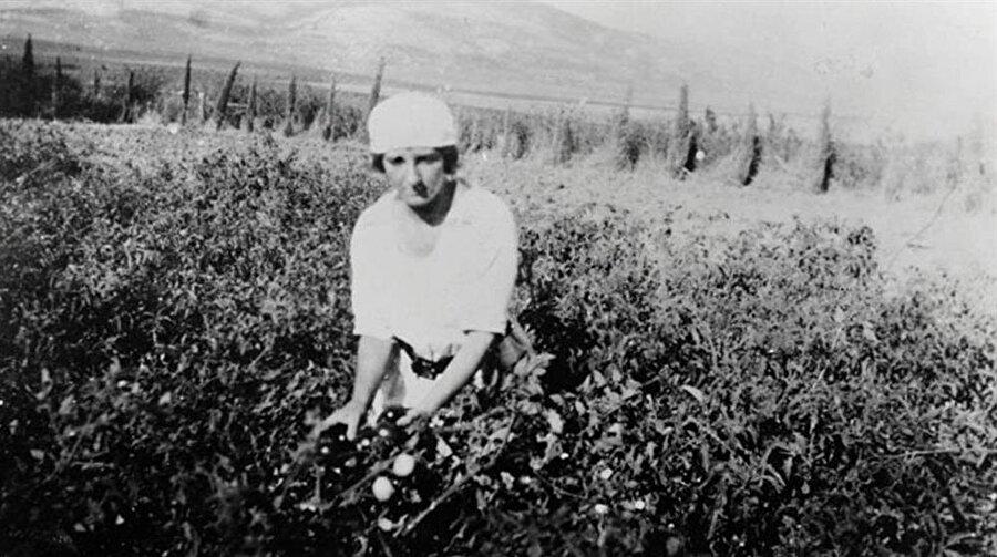 1921 yılına gelindiğinde iyiden iyiye Siyonist fikirlerin tesirine giren Golda ve eşi, Filistin'e göç ettiler.