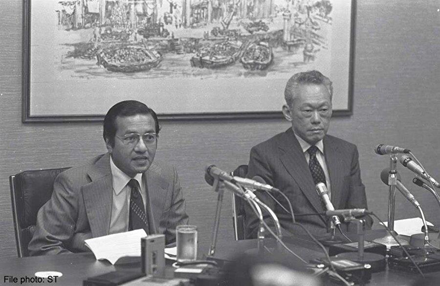 Muhammed, 1981 yazında başbakanlık koltuğuna oturdu.
