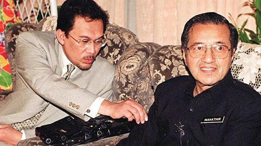 Mahathir Muhammed ve Enver İbrahim