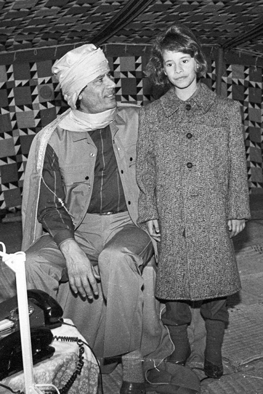 Kaddafi, Libya'yı 1979 yılından itibaren resmi bir sıfatı olmadan yönetti.