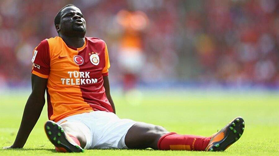 Emmanuel Eboue açık yüreklilikle yaşadığı zor günleri anlattı.