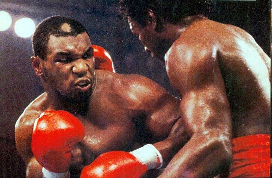 Mike Tyson-Tony Tucker