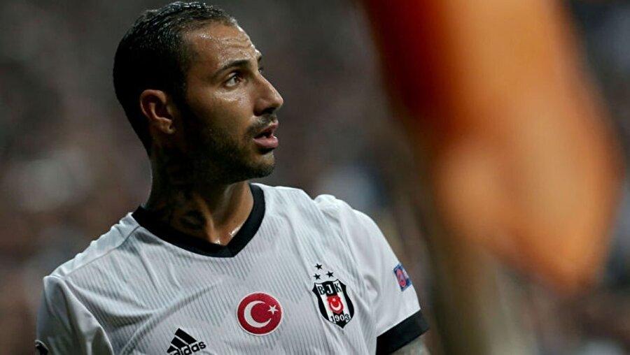 Portekizli futbolcu Beşiktaş'tan ayrılmak istemiyor.