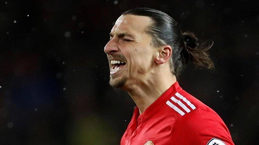 İbrahimovic'ten gelen haber teknik direktör Mourinho'nun keyfini kaçırdı.