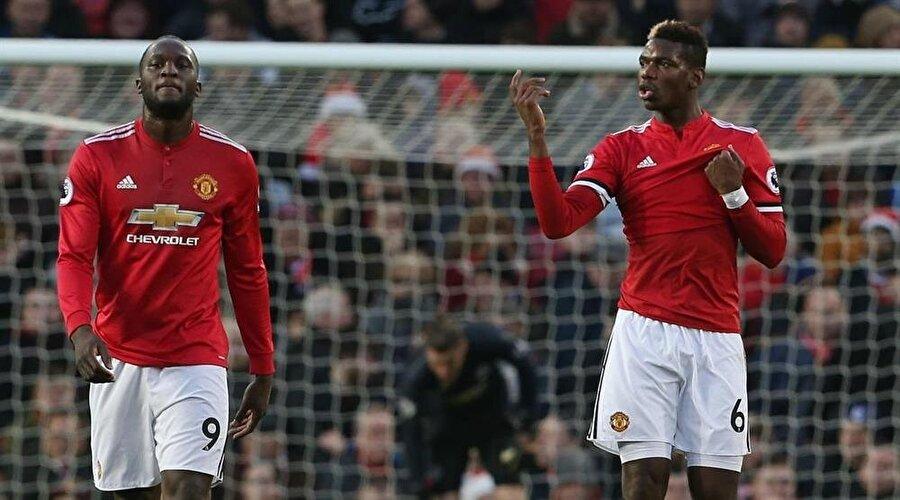 Manchester United'ın golleri Jesse Lingard ve Romelu Lukaku'dan geldi.