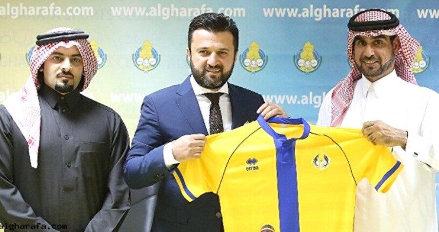 Teknik direktör Bülent Uygun, Katar ekibi El-Gharafa'nın başına geçti.
