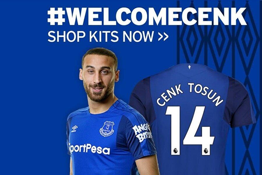 Cenk Tosun transferi Gaziantepspor'un da yüzünü güldürdü. (Fotoğraf: İHA)