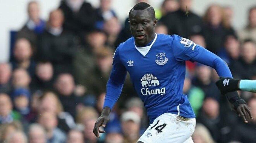 Everton, Niasse'yi gözden çıkardı.