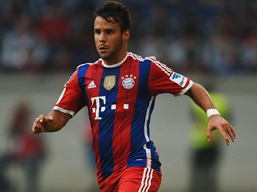 Bernat bu sezon Bundesliga'da 2 maçta toplam 119 dakika görev aldı.