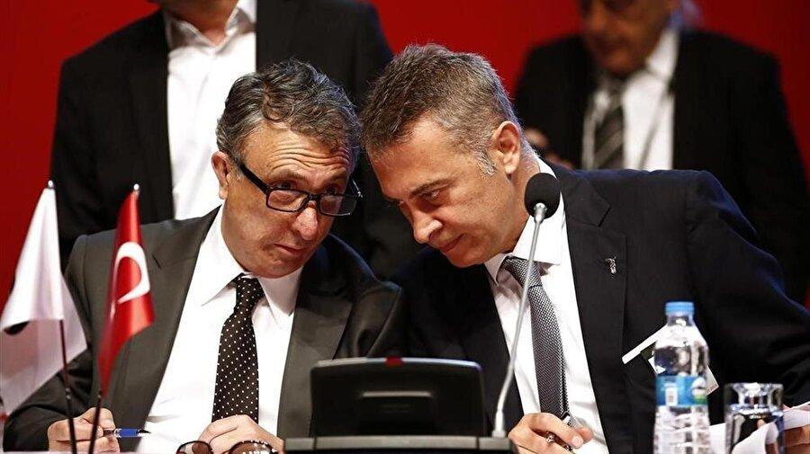 Ahmet Nur Çebi & Fikret Orman