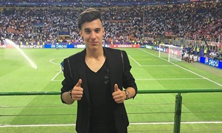 Fenerbahçe genç yetenekle anlaşma sağladı.