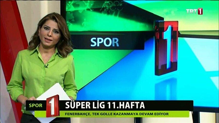 Türkiye'nin ilk ve tek kadın maç spikeri Semahat Özdoğan