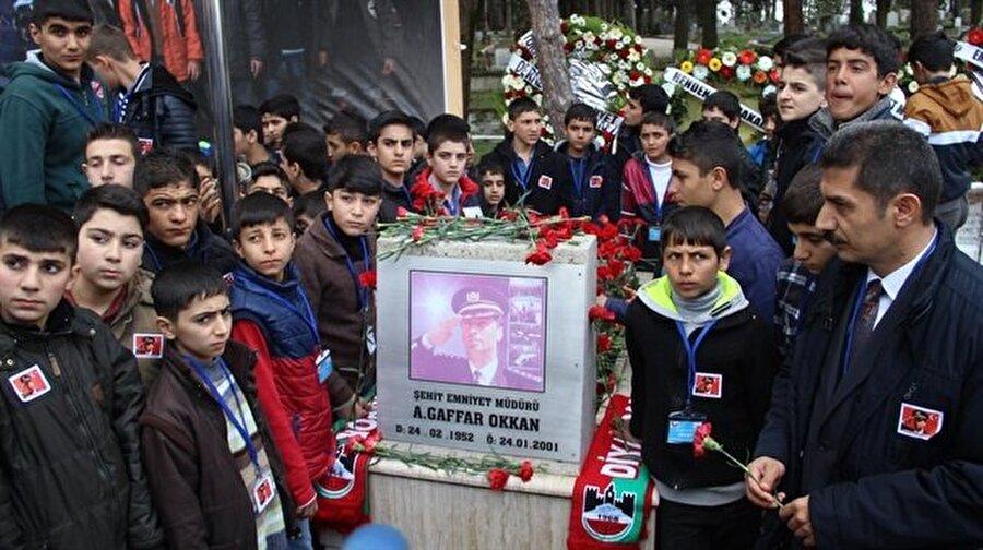 Birçok Diyarbakırlı çocuklarına şehit Ali Okkan'ın ismini verdi.
