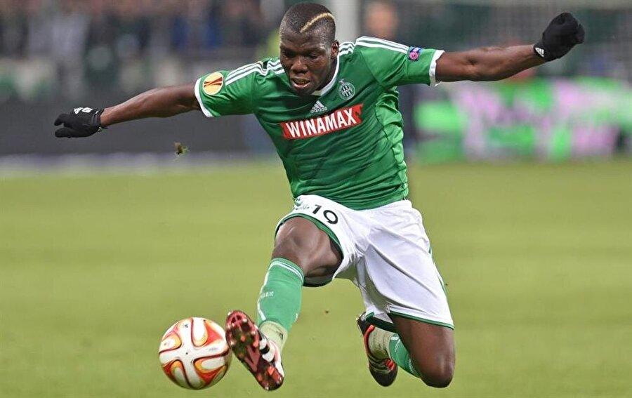 Florentin Pogba, bu yıl 6 maçta forma giydi.
