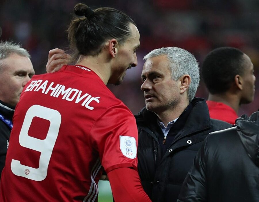Mourinho geçtiğimiz günlerde golcü futbolcunun geleceği hakkında konuştu.