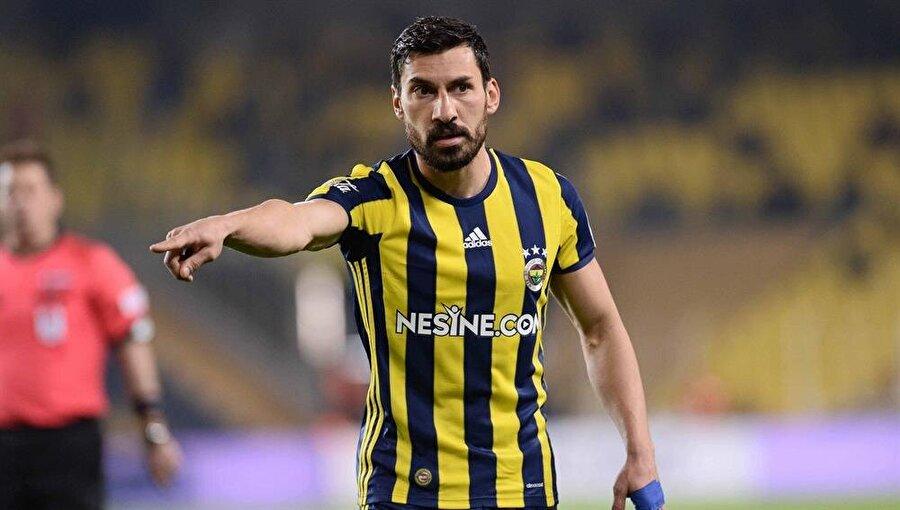 Şener Özbayraklı bu sezon 13 maçta forma giydi.