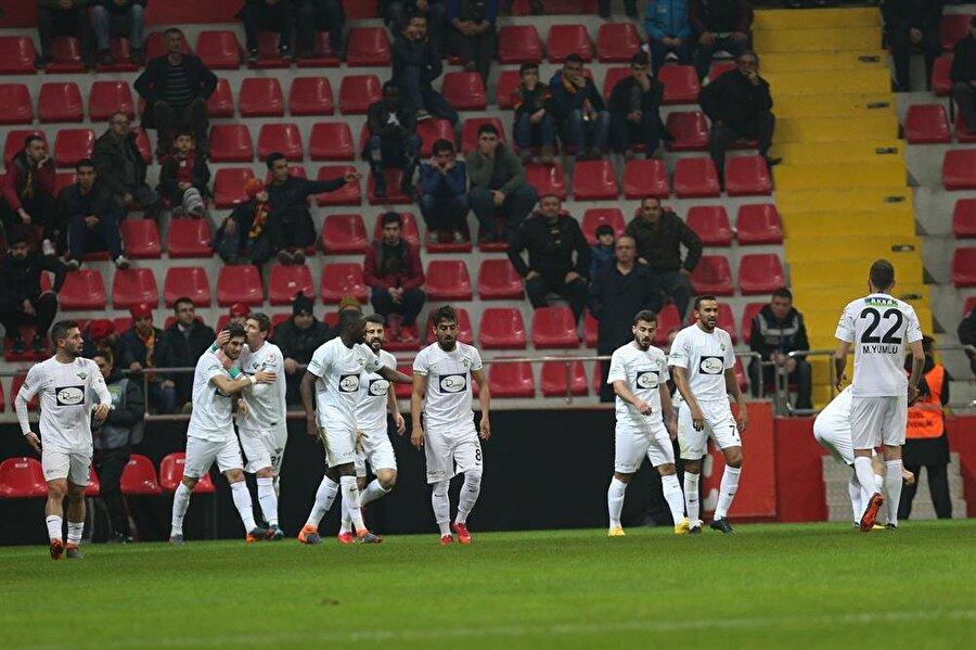 Akhisarspor, Beşiktaş'ın ardından yarı finale yükselen ikinci takım oldu.