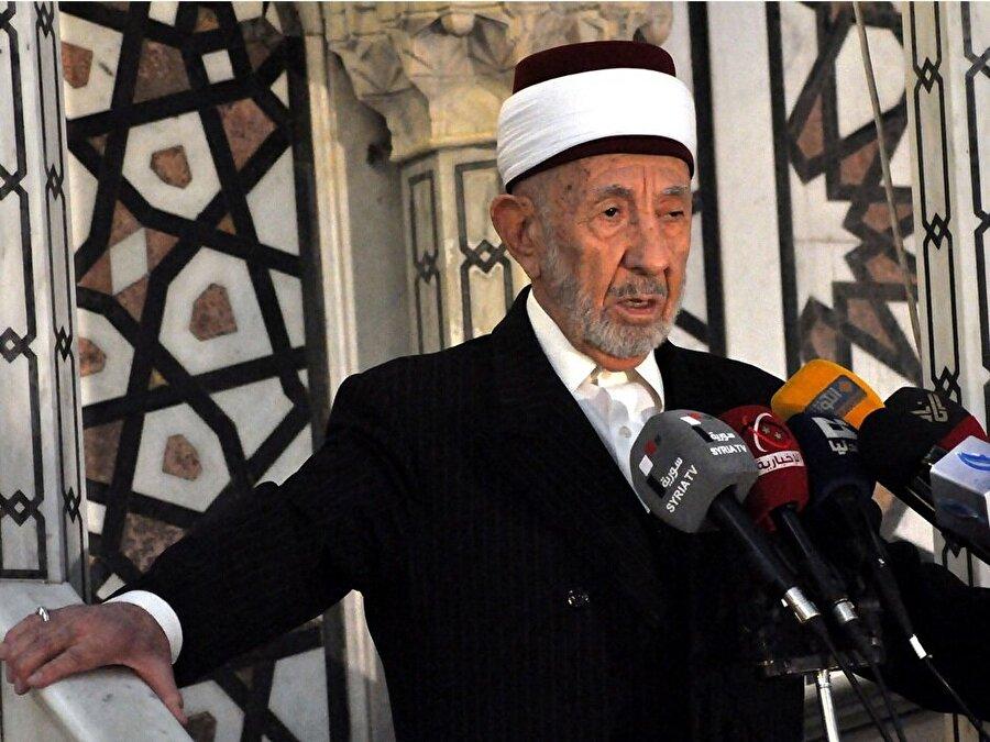 Ramazan El Buti, Suriye'deki iç savaş sırasında Esed Rejimi'ne verdiği destekle tartışılan bir isim haline gelmişti.