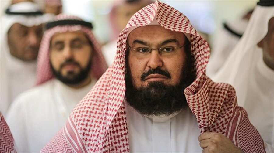 Şeyh Abdurrahman bin Abdulaziz es-Sudeys