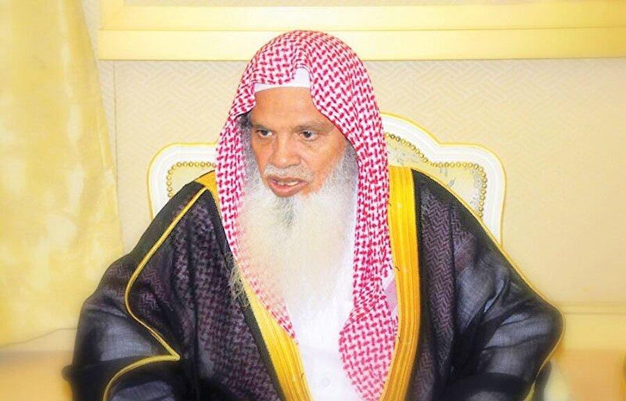 Şeyh Ali el Huzeyfî