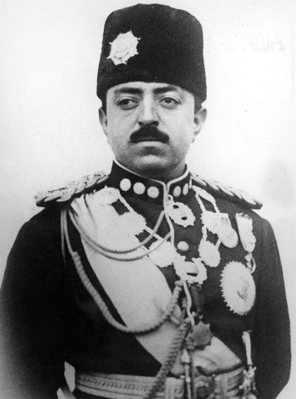 Afganistan'ı 1919 ila 1929 yılları arasında yöneten Kral Emânullah Han