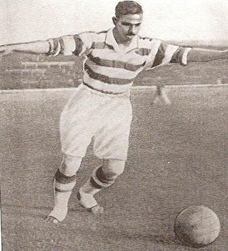 Celtic taraftarı Mohammed Salim'i unutamıyor.