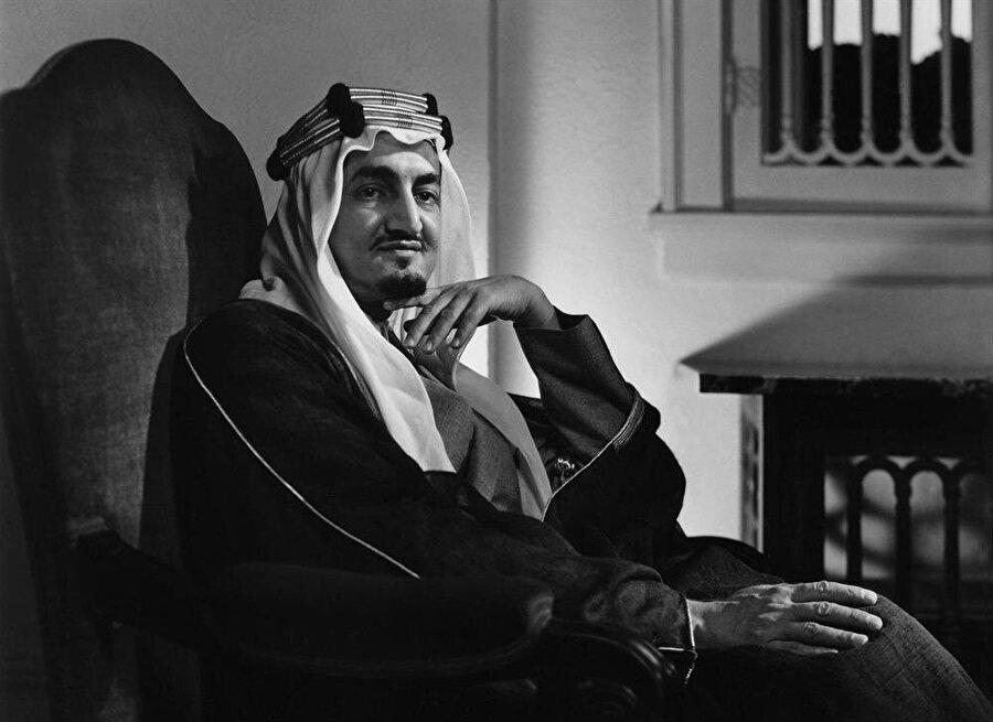 Suudi Arabistan Kralı Faysal, 1975 yılında uğradığı suikast sonucu hayatını kaybetmişti.