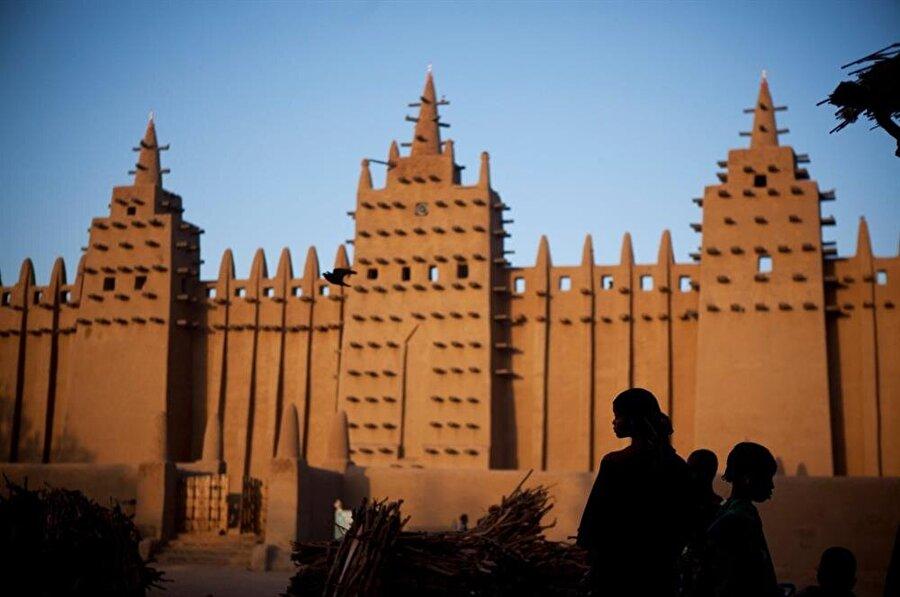 Timbuktu Ulu Camii (Djinguereber Camii)