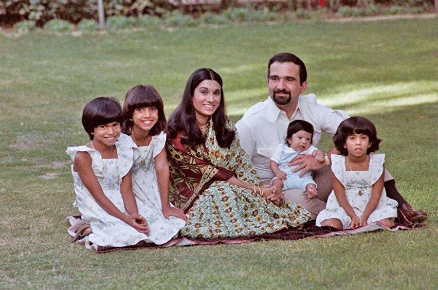 Prens Hasan ve Prenses Servet çiftinin dört çocukları var.