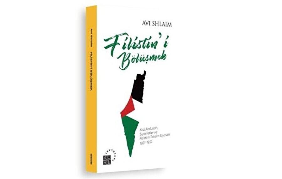 """Shlaim'in çarpıcı kitabı """"Filistin'i Bölüşmek"""", nihayet dilimize kazandırıldı."""