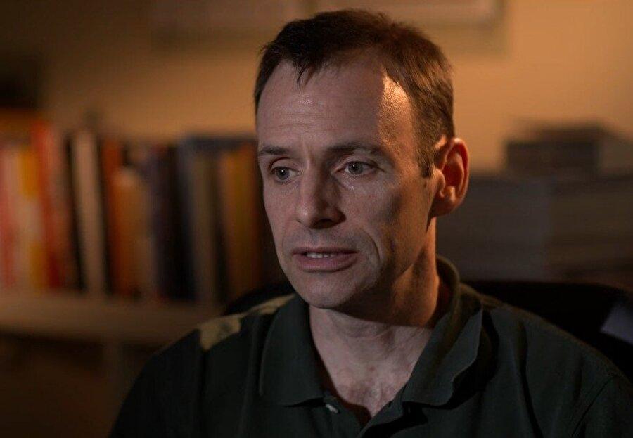 Prof. Dr. Michael A. Rreynolds.