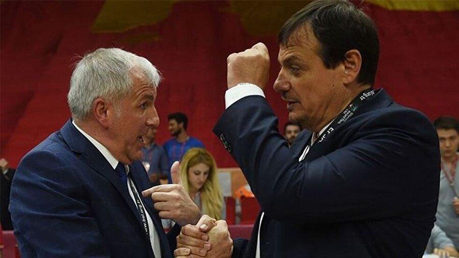 Ataman, Obradovic'e saygı duyduğunu belirtti.