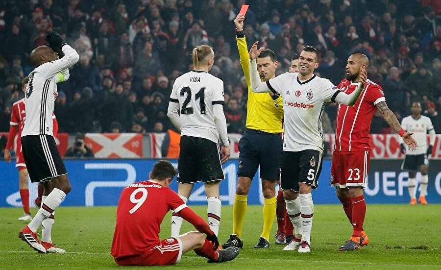 Beşiktaş deplasmandan büyük bir hayal kırıklığı ile döndü.