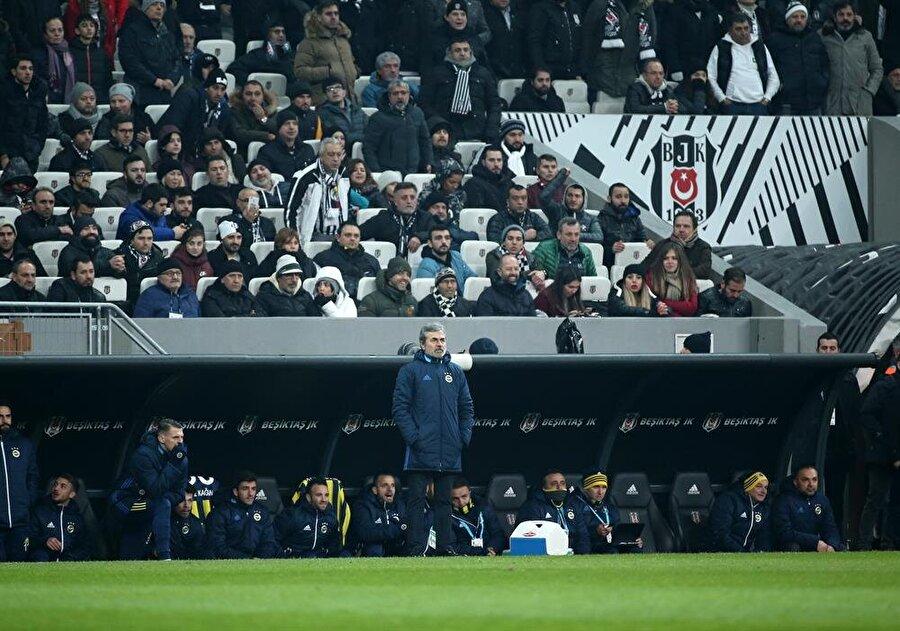 Rıdvan Dilmen maç boyunca Akut Kocaman'a küfü edildiğinin altını çizdi. (Fotoğraf: AA)