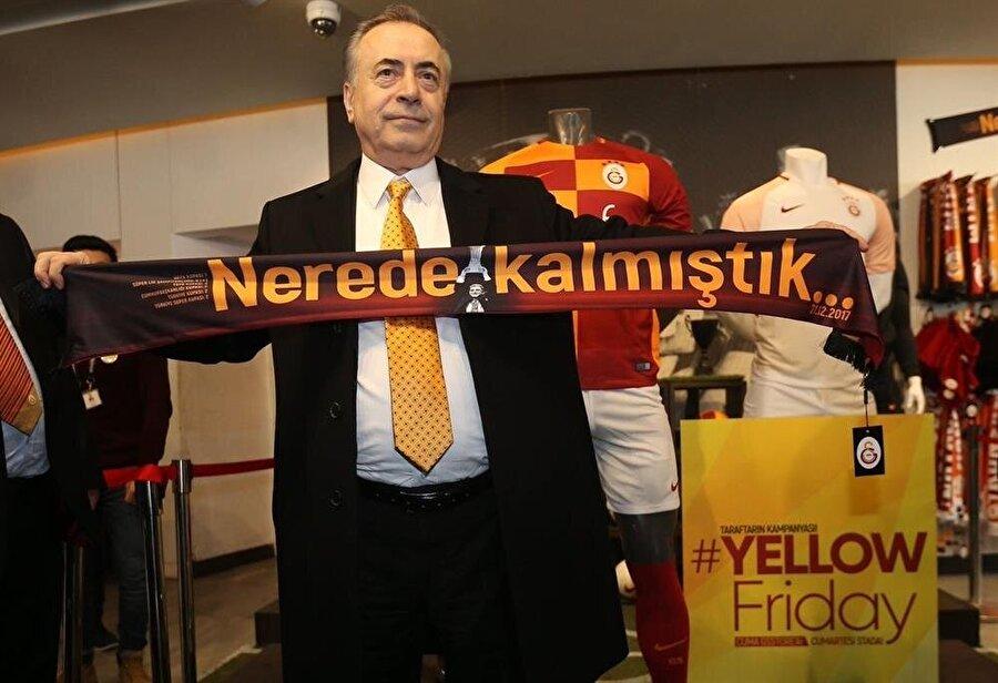 Mustafa Cengiz, Galatasaray'ın içinde bulunduğu durumu düzeltebilmek için çalışıyor.
