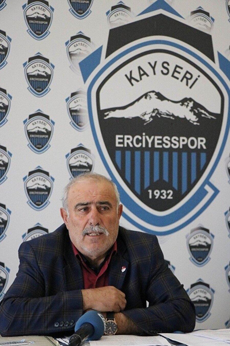 Kulüp yönetiminden Yaşar Çalışır, yaptığı açıklamalarla kulübün içinde bulunduğu zor durumu basına aktardı.