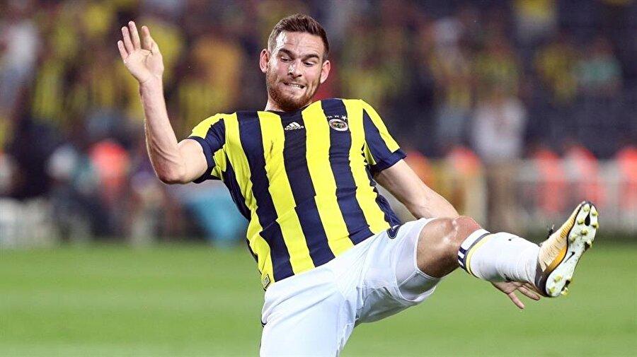 Janssen sezon başında İngiliz ekibi Tottenham'dan Fenerbahçe'ye kiralık olarak imza attı.