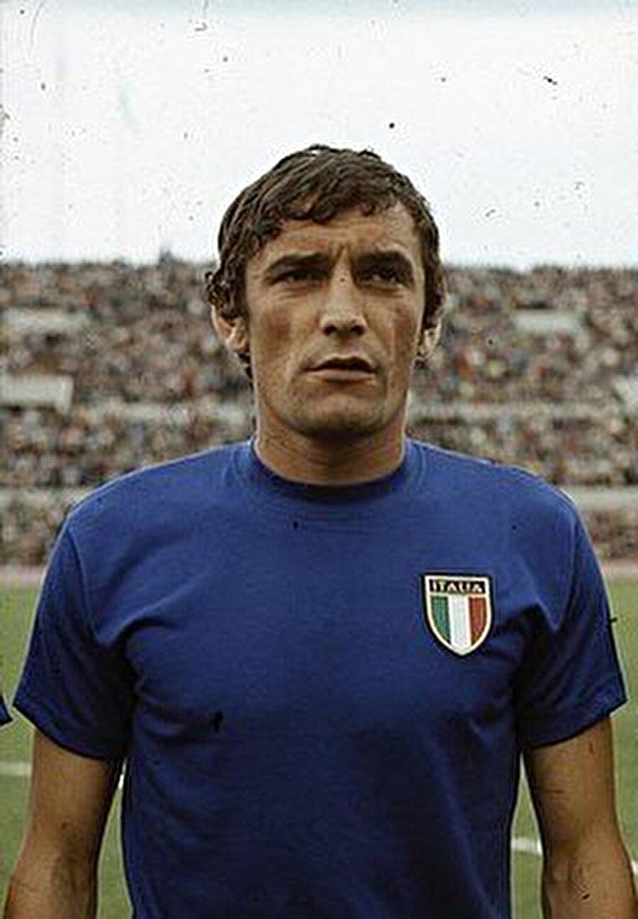 Luigi Riva, Cagliari tarihinin en önemli isimleri arasında yer alıyor.