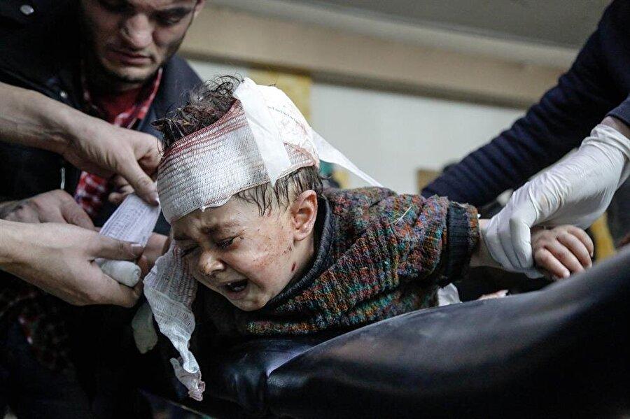 Birleşmiş Milletler Çocuklara Yardım Fonunun (UNICEF) verilerine göre, bebek ölümleri artmaya devam ediyor.