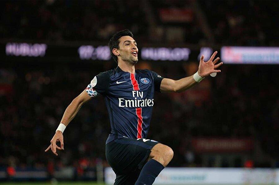 Javier Pastore bu sezon PSG ile 27 maça çıktı ve 5 kez fileleri havalandırdı.