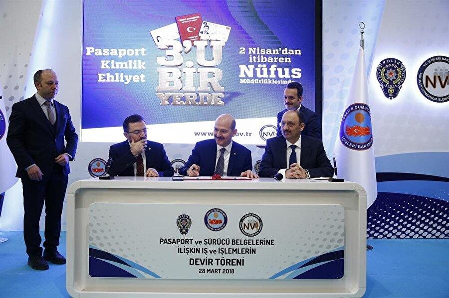 Pasaport ve sürücü belgelerinde yeni dönem 2 Nisan'da başlayacak.