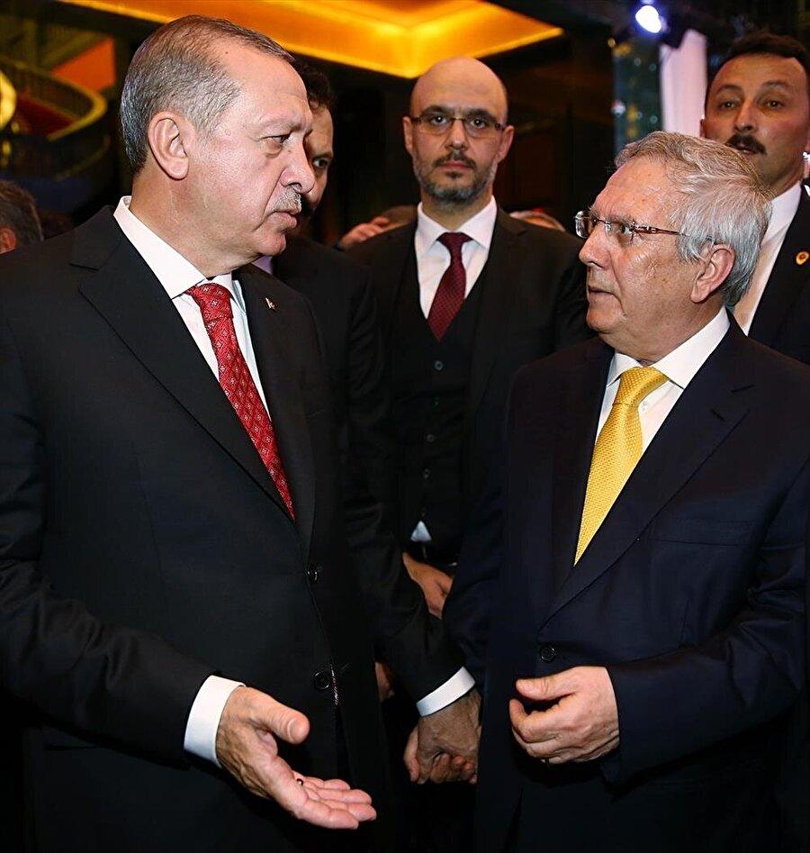 Fenerbahçe alınan karardan dolayı Cumhurbaşkanı Erdoğan'a teşekkür etti.