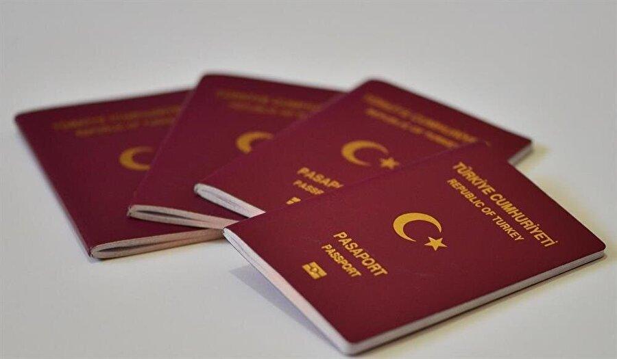 Pasaportlarını almak isteyen vatandaşlar 108 TL ödeyerek nüfus müdürlüklerinden alabilirler.