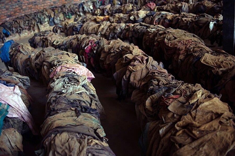 Ruanda'da 6 Nisan 1994'te Tutsilere karşı başlatılan ve yaklaşık 800 bin kişinin hayatını kaybettiği soykırımdan bu yana 24 yıl geride kaldı.
