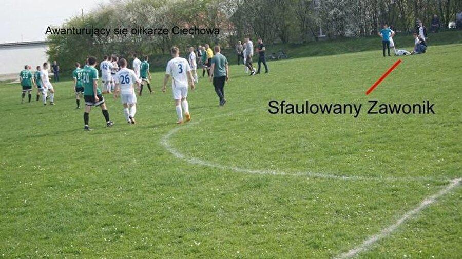 Fotoğraflar, Piast Lutynia'nın Facebook hesabından alınmıştır.