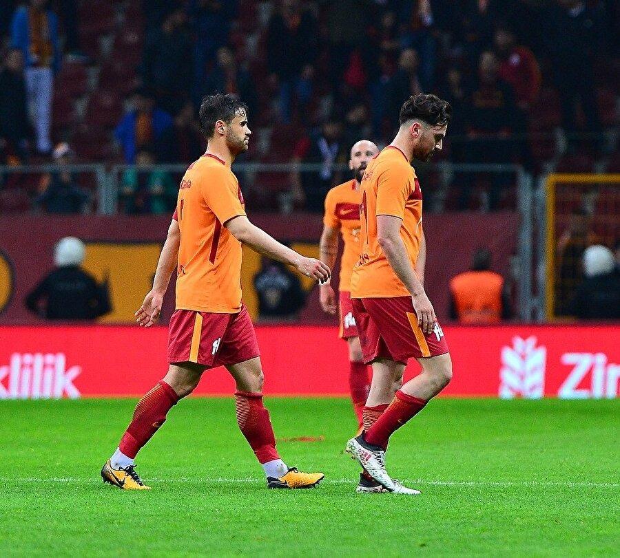 Galatasaray kupada yolun sonunu getiremedi.